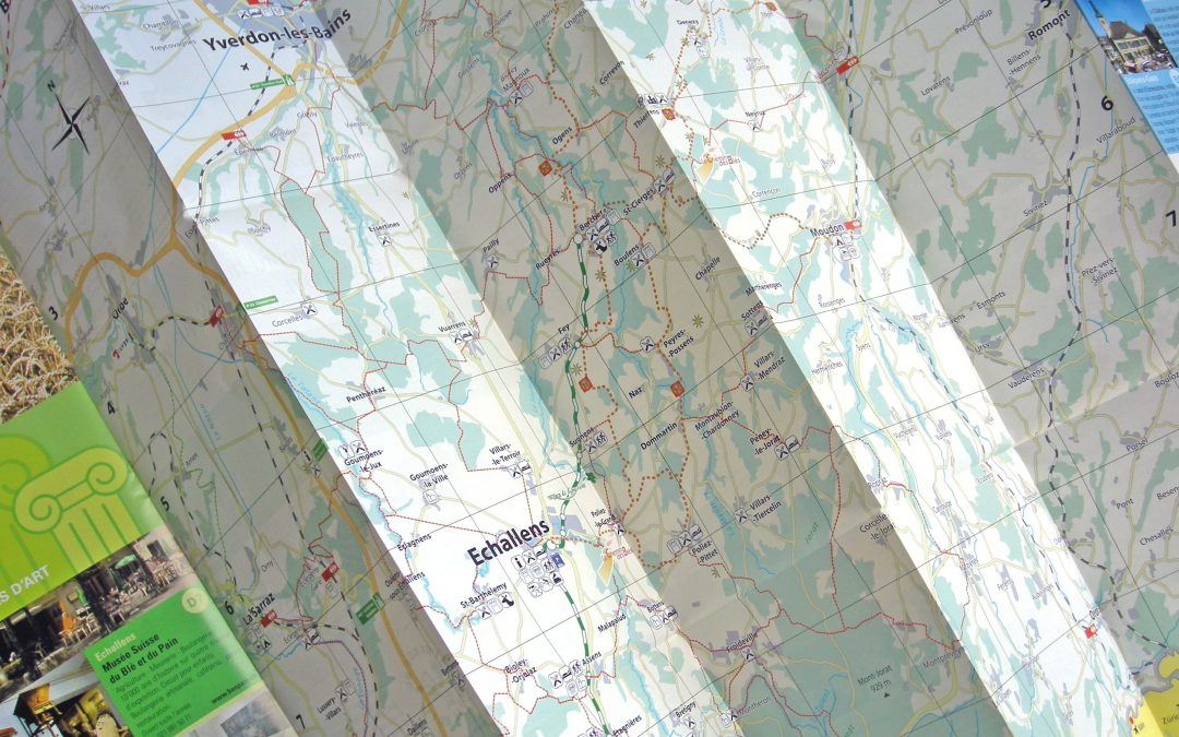 Carte du Gros-de-Vaud